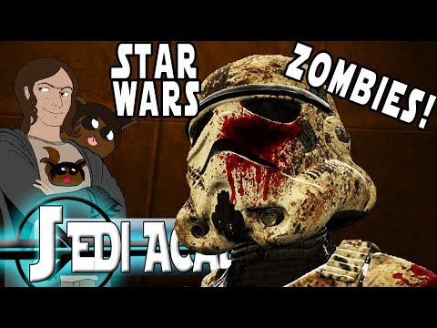Jedi Academy - Death Troopers Survival!