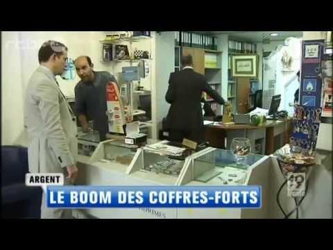 Interview D' EUROSERRURES Par La RTBF