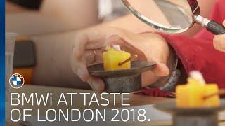 BMW i at Taste of London 2018