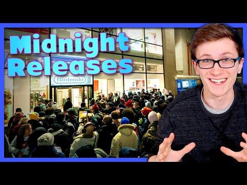 Midnight Releases - Scott The Woz