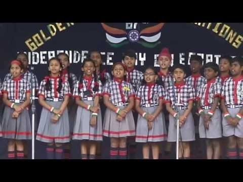 67th INDEPENDENCE DAY CELEBRATION AT KENDRIYA VIDYALAYA  OF A..F. STATION YELAHANKA,ON (15-08-2013)