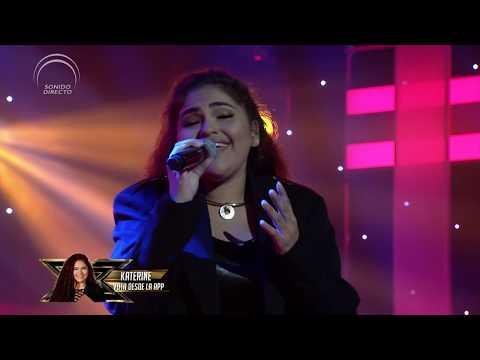 Electricidad - Lucero - Katerine - Factor X 2019