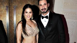 Sunny Leone Spotted with Husband Daniel Weber Dinner Date