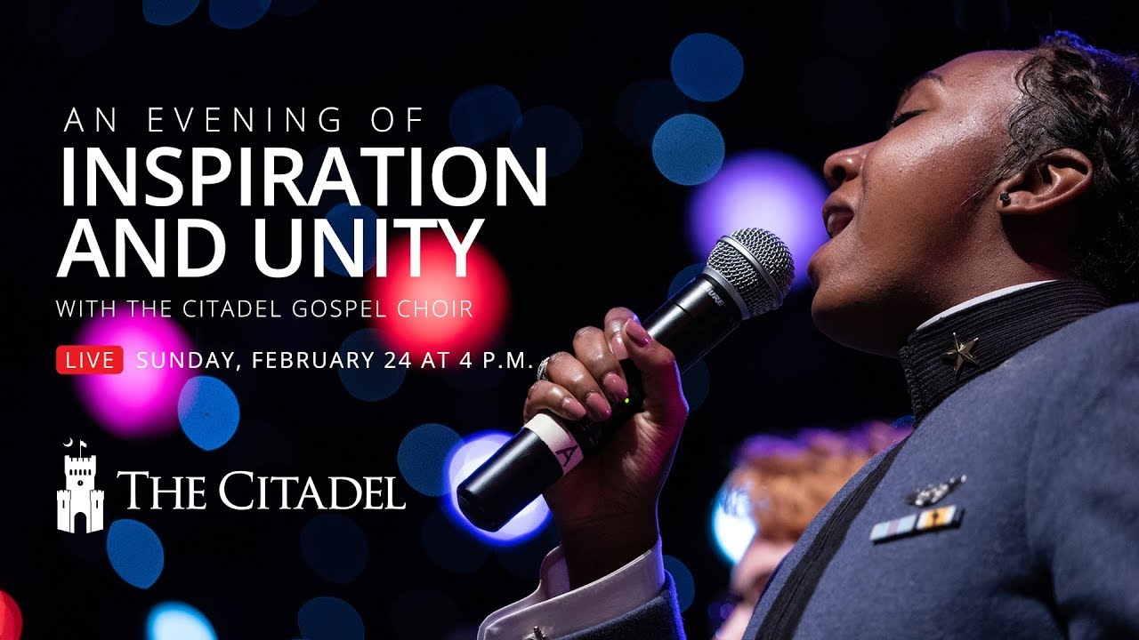 The Citadel Gospel Choir: An Evening of Inspiration and Unity