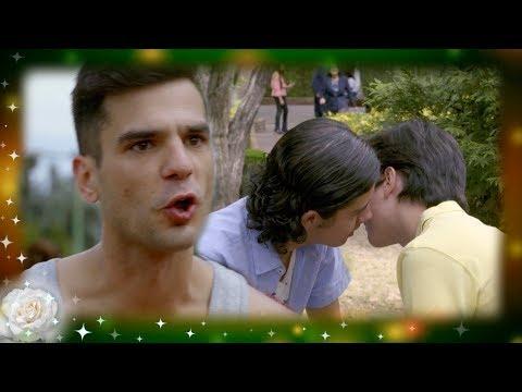 La Rosa de Guadalupe: Esteban explota al saber que su hermano es gay  | La única preferencia