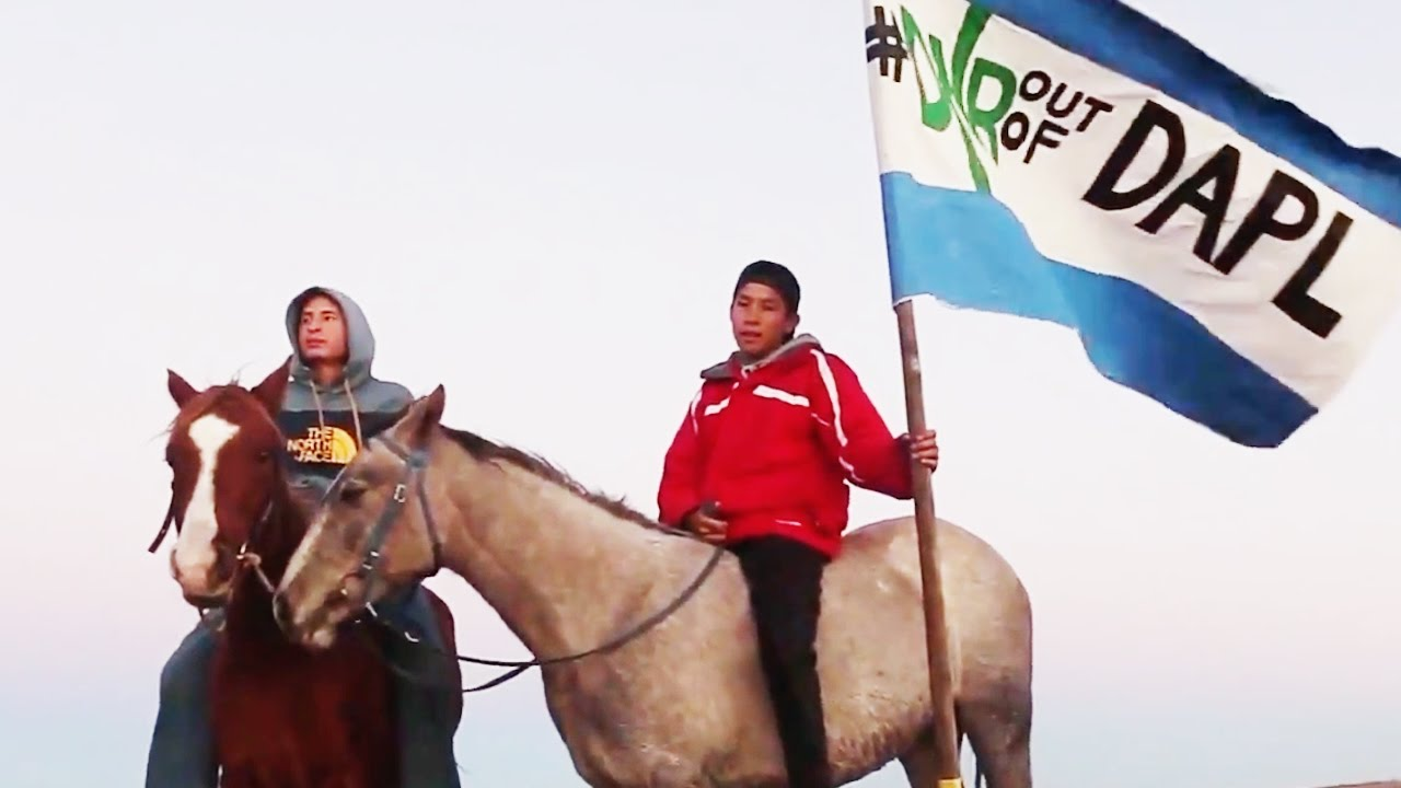 Water Protectors React To Standing Rock Victory