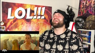 Honest Trailers | Star Wars: The Rise of Skywalker - REACTION