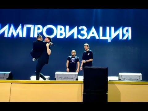 Импровизация. Фрагменты выступлений в Таганроге, Красноярске, Томске 25,29,30.11.2019.