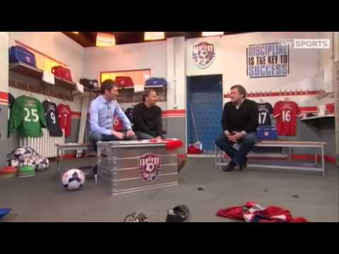 Jan Molby on nearly joining Barca