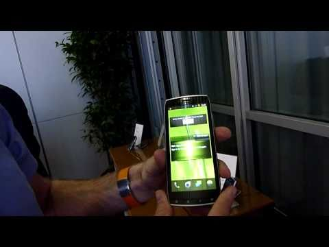Acer Iconia Smart Kurztest mit Android 2.3