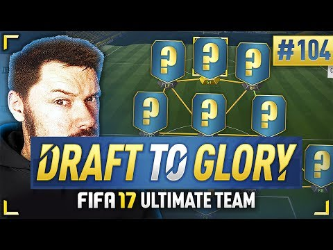 THE PERFECT DRAFT?! - FIFA 17 Ultimate Team Draft To Glory #104