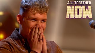 Eurovision hopeful Michael Rice incredible Proud Mary performance | All Together Now thumbnail