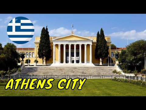 City break to Athens Greece 2017 holiday vacation travel tour video