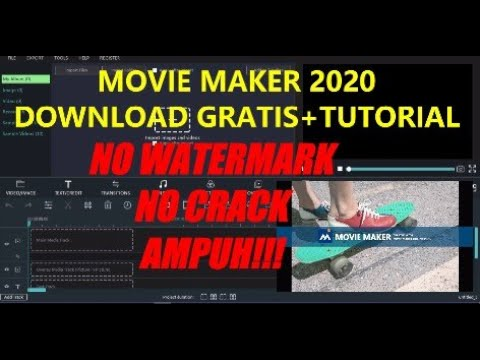 Movie Maker 2020 Gratis (NO WATERMARK, NO CRACK) AMPUH!!!