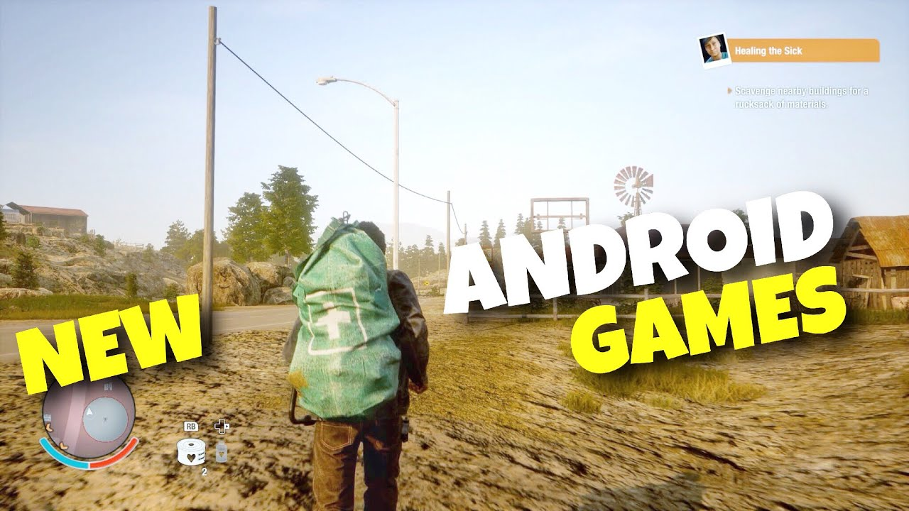 Top 10 New Games Android Ios 2018 Offline Online Youtube