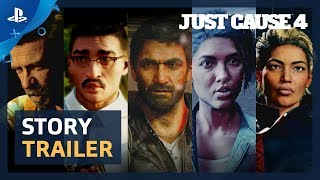 Just Cause 4 - Story Gameplay Trailer | PS4