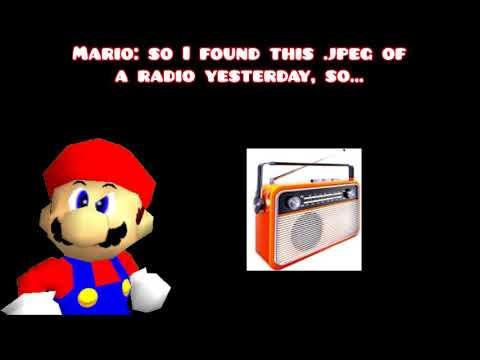 SM64 Shorts: Radio.jpeg - Camden 07