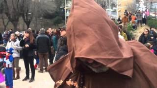 Repeat youtube video Teledurruti - Indovina il noto regista in costume di Fra' Cazzo da Velletri!