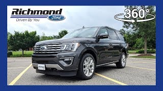 2018 Ford Expedition Limited 360 Degree Virtual Test Drive