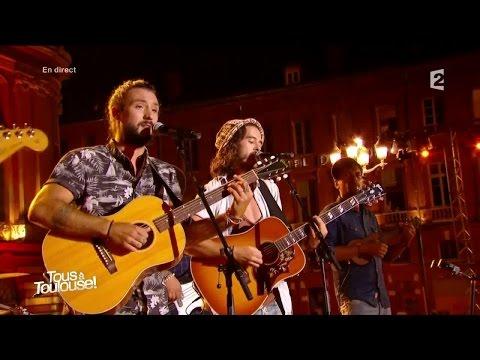 Fréro Delavega - Ton visage - Fête de la musique 2016