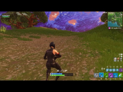 how to record stretched with shadowplay fortnite