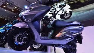 Suzuki Burgman Street 125cc scooter unveiled at Auto Expo 2018