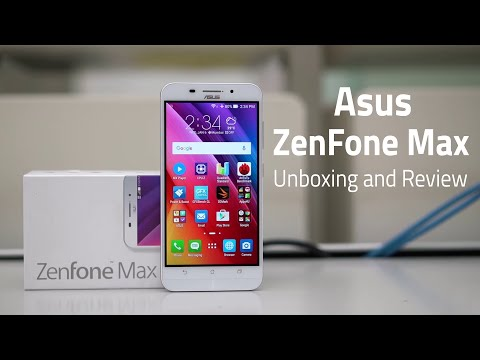 Asus ZenFone Max Review Videos