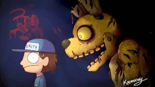 "Nightcore   FNAF   FNAF 3 Rap ""Another Five Nights"""