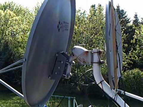 DirecTV HD Dish Off Air Antenna & DirecTV HD Dish Off Air Antenna - YouTube