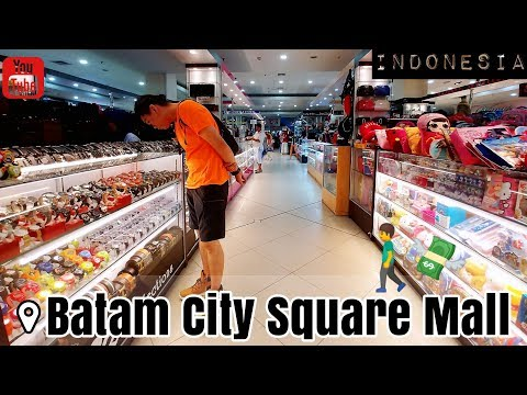 Travelogue | Batam City Square Mall RIght Next to Hotel!  ♦Indonesia♦ [October 2018, EP 2]