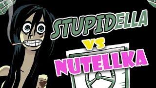 Stupidella vs Nutellka - битва интеллекта. Спеши смотреть!