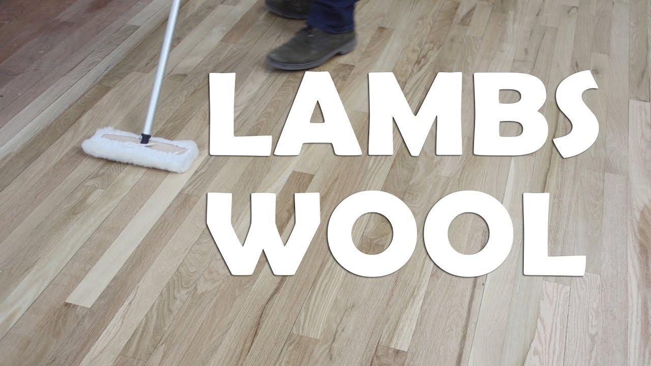 Norton Lambswool Wood Floor Finish Applicators Youtube
