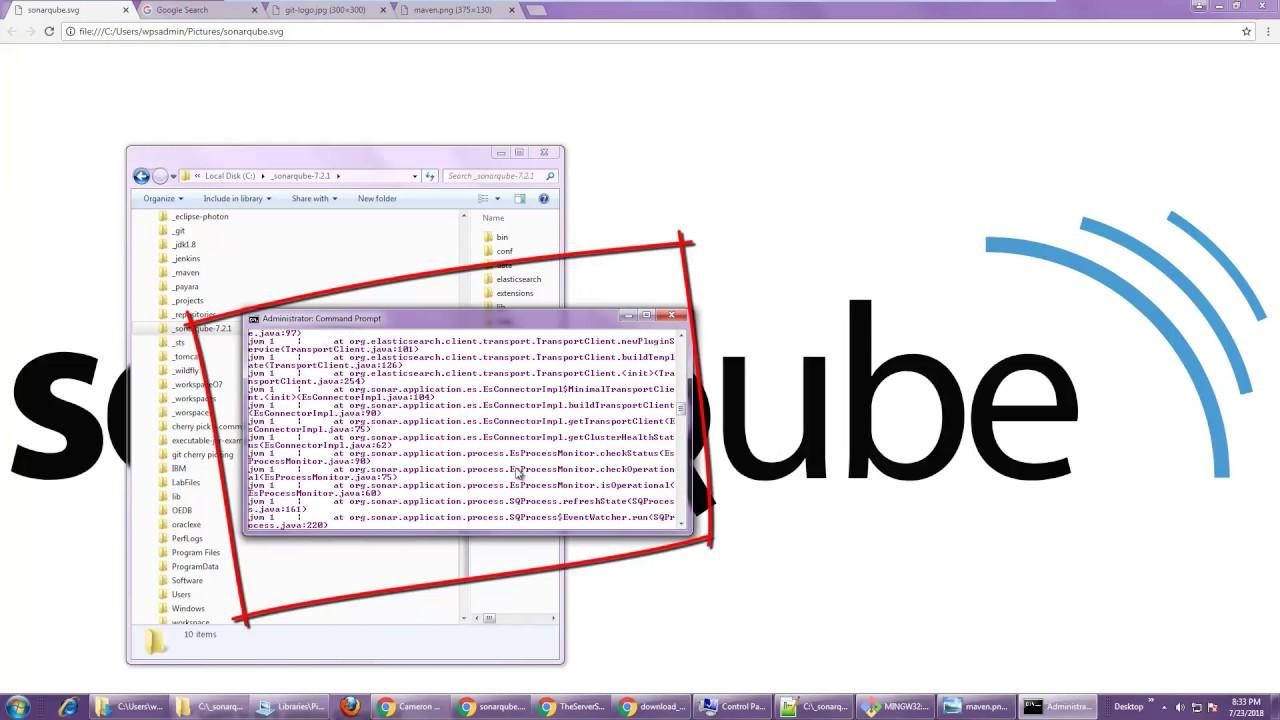 Fix SonarQube's 'jvm dll is missing' and 'missing server JVM