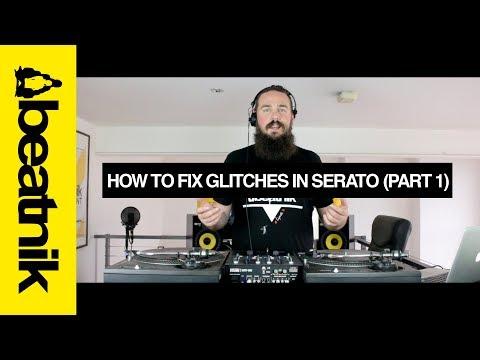 How To Fix Glitches & Audio Dropouts In Serato