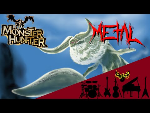 Monster Hunter 3 - Ceadeus Theme (feat. Megumi)【Intense Symphonic Metal Cover】 thumbnail
