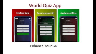 GK Quiz App (World General Knowledge) screenshot 4