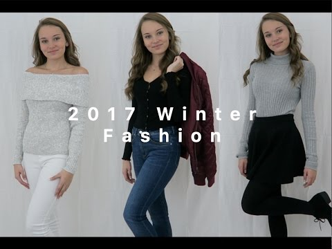 Winter Fashion Lookbook