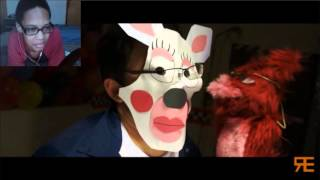 """FNAF The Musical - """"Night 1""""  REACTION 