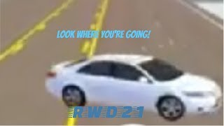 Roblox's Worst Drivers 21