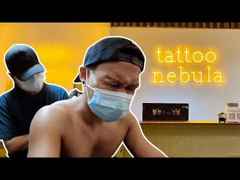 Got INKED at the BEST NEW Tattoo Place in Manila (AFFORDABLE and HIGH QUALITY!!!) | JY FOR FUN
