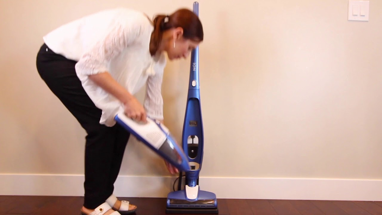 Prolux Ion Cordless Combo Vacuum Broll