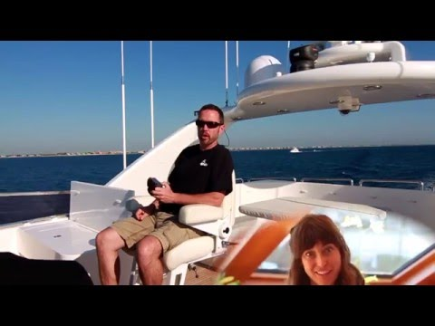 Yacht Delivery to Ft. Lauderdale and introduction to CrewVid video resumes