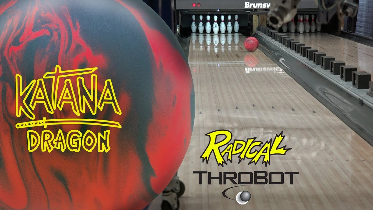 Bowling Ball Dragon Ball