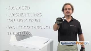 For Whirlpool Washer Washing Machine Lid Strike Actuator # LL1378006PAWP820
