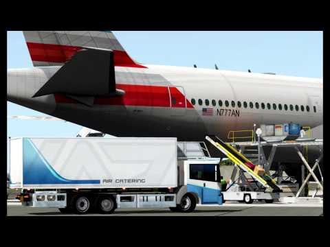 Ground Handling Deluxe – X-Plane 10/11 plugin by JARDesign