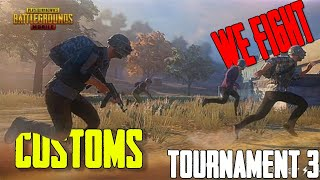 The More You Kill The More You Win  Customs Tournament  PUBG Mobile  Reaction King