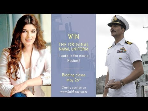 Akshay Kumar And Twinkle Khanna In Legal Soup For Planning To Auction 'Rustom' Navy Uniform