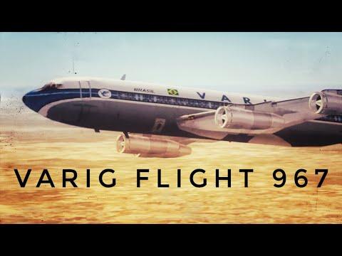 """FSX - """"Million Dollar Mystery"""" (Varig Flight 967)"""