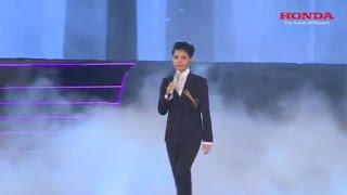 Vũ Cát Tường - Sự kiện Thời Trang – Âm nhạc VISION Steps of Glory! Hà Nội