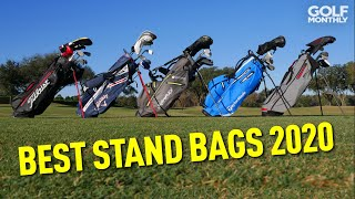 BEST STAND BAGS 2020! Golf Mon…